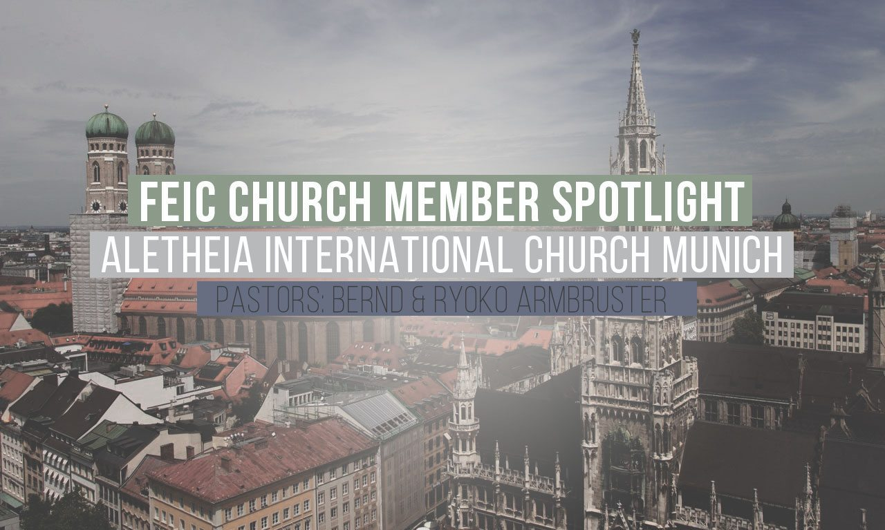 Aletheia International Church Munich