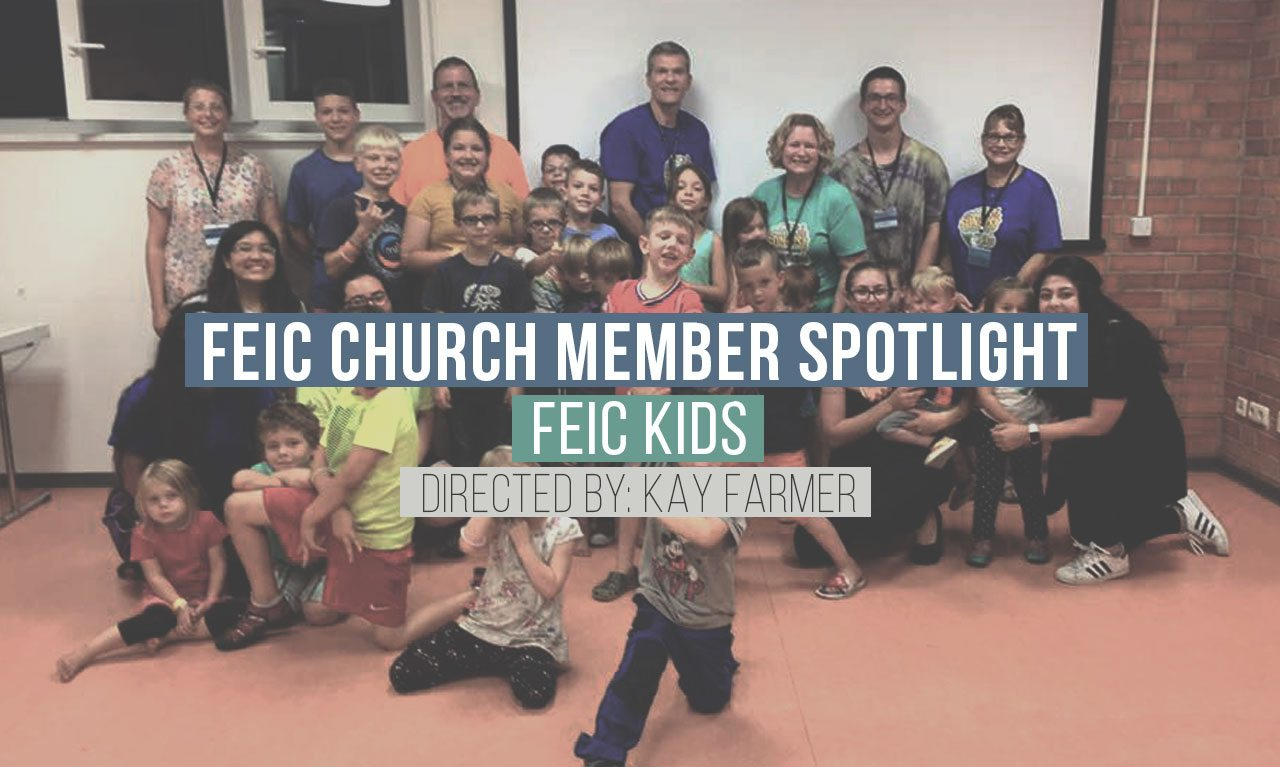FEIC Network Partner Spotlight: FEIC Kids