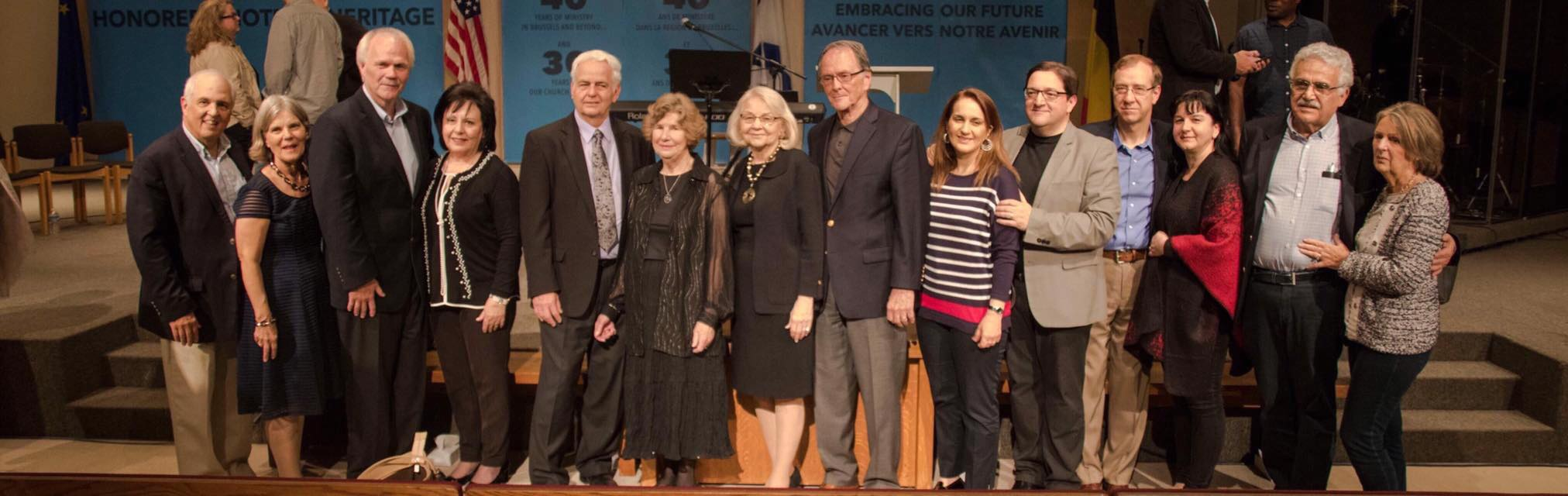 Brussels Christian Ceenter Homecoming Anniversary Weekend (May 17-19, 2019)