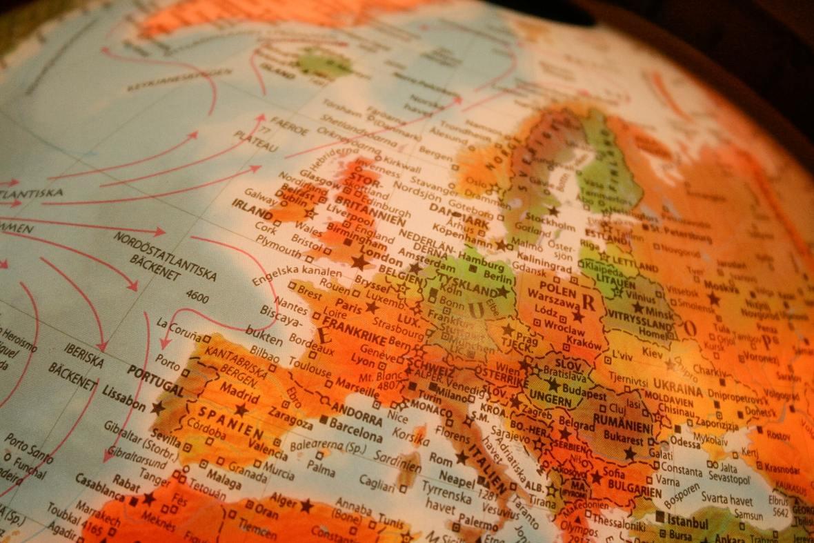 Reaching Today's Europe