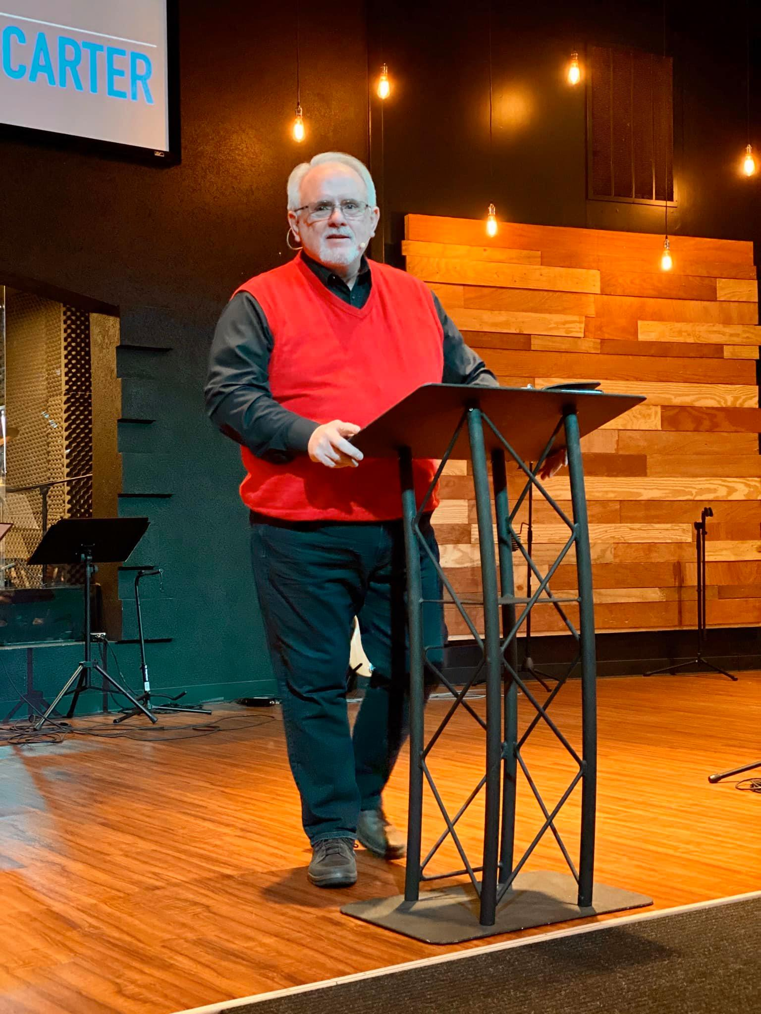 FlashNote With Pastor Randy Carter